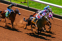 USA-Kentucky-Lexington-Keeneland-Dirt Track