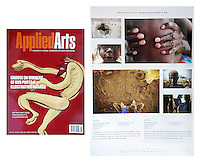 Jun 13, 2008 - n/a, USA - Canada's Visual Communications Magazine 'Applied Arts' chose a series of images from my www.zreportage.com piece entitled 'Outback Outsiders' to include in the Photojournalism section of the 2008 Photography and Illustration Annual which features the best advertising, corporate and editorial imagery of the year..(Credit Image: © Marianna Day Massey/ZUMA Press)