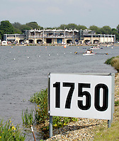 Eton,  GREAT BRITAIN. General Views of the Eton  Boathouse and regatta course,  Eton Schools' Regatta, Eton Rowing Centre, Dorney Lake. [Finish of cancelled National Schools Regatta], Saturday, 07/06/2008  [Mandatory Credit:  Peter SPURRIER / Intersport Images] Rowing Courses, Dorney Lake, Eton. ENGLAND
