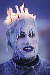 Burning Man in Nevada