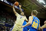 UCLA vs UW Men's Hoops 3/6/14