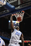 UK forward Alex Poythress shoots a layup at UK vs. Missouri at Rupp Arena in Lexington, Ky. on Saturday, February 23, 2013. Photo by Emily Wuetcher | Staff..