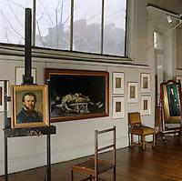 Jean-Jacques Henner Museum - Paris