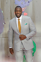 LONDON, ENGLAND - AUGUST 3:  Adewale Akinnuoye-Agbaje attending the 'Suicide Squad' European Premiere at Odeon Cinema, Leicester Square on August 3, 2016 in London, England.<br /> CAP/MAR<br /> &copy;MAR/Capital Pictures /MediaPunch ***NORTH AND SOUTH AMERICAS ONLY***