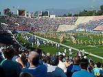 UCLA band at Rose Bowl