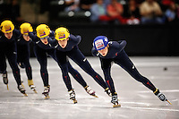 US Short Track Speed Skating Olympic Team Trials - Marquette