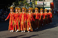 Chinatown Seafair Parade, Seattle Stock Photos