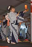 Japanese Folk Dancer