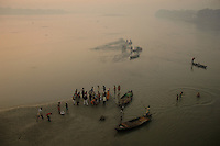 Gandak river at Sonepur, Bihar, India, Arindam Mukherjee.