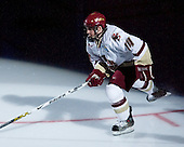 Matt Greene (Boston College - Plymouth, MA) is announced as a starter for the Eagles. The Michigan State Spartans defeated the Boston College Eagles 3-1 (EN) to win the national championship in the final game of the 2007 Frozen Four at the Scottrade Center in St. Louis, Missouri on Saturday, April 7, 2007.