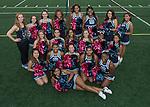 9-17-16, Skyline High School pompon squad