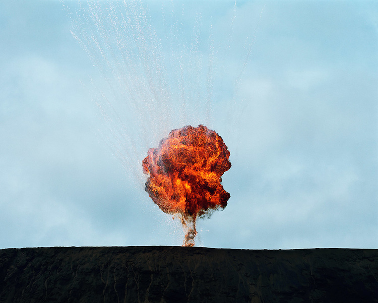 Untitled Explosion #9LF, 2007.