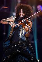 Violinist Ara Mailkian concert in Las Ventas.