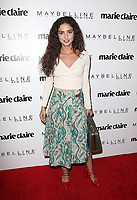 WEST HOLLYWOOD, CA - April 21: Medalion Rahimi, At Marie Claire's Fresh Faces At Doheny Room In California on April 21, 2017. Credit: FS/MediaPunch