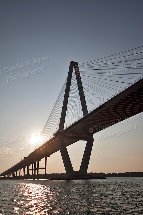 Arthur Ravenel Jr Bridge Charleston SC cooper river south carolina