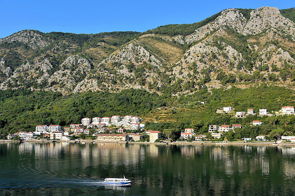 Bay of Kotor in Montenegro | Encircle Photos