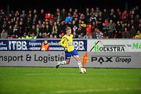 VOETBAL: LEEUWARDEN: Cambuur Stadion, 27-04-2012, SC Cambuur - Telstar, Jupiler League, Eindstand 3-1, Bob Schepers (#27 Cambuur), ©foto Martin de Jong
