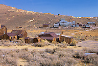 742900145 once a thriving community when the mine played out and without steady water supplies bodie in the high desert of central california became a ghost town