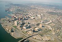 1978 ..Redevelopment.Downtown South (R-9)..AERIAL.LOOKING NORTHWEST...NEG#.NRHA#..