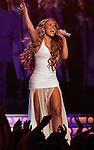 Mariah Carey performs at the 48th Annual Grammy Awards at the Staples Center in Los Angeles, California on Wednesday February 08, 2006. -- PHOTO CREDIT: Richard Hartog/Los Angeles Times