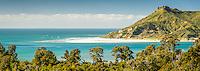 Whanganui Inlet on west coast of South Island, Nelson Region, New Zealand