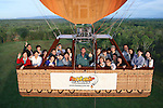 20101122 NOVEMBER 22 Cairns Hot Air Ballooning