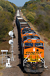 BNSF Railway Stock Photos