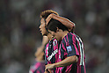 (L to R) Hiroshi Kiyotake, Kim Bo-Kyung (Cerezo), .September 14, 2011 - Football / Soccer : .AFC Champions League 2011 Quarter-finals 1st match between Cerezo Osaka 4-3 Jeonbuk Hyundai Motors at Nagai Stadium in Osaka, Japan. (Photo by Akihiro Sugimoto/AFLO SPORT) [1080]