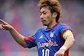 Yohei Kajiyama (FC Tokyo),.MAY 20, 2012 - Football / Soccer :.2012 J.League Division 1 match between F.C.Tokyo 3-2 Sagan Tosu at Ajinomoto Stadium in Tokyo, Japan. (Photo by Hitoshi Mochizuki/AFLO)
