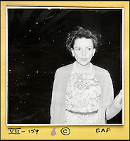 BNPS.co.uk (01202 558833)<br /> Pic: DominicWinter/BNPS<br /> <br /> Judy Garland.<br /> <br /> A remarkable set of 430 candid photographs of Hollywood royalty have been unearthed after 50 years.<br /> <br /> Included in the collection of unpublished pictures are snaps of silver screen icons Paul Newman, Charlie Chaplin, Bette Davis, Audrey Hepburn, and Dean Martin.<br /> <br /> Paul Newman is captured looking over his shoulder at the wheel of his car and Charlie Chaplin is pictured without his trademark moustache. <br /> <br /> Audrey Hepburn has posed with her then husband actor Mel Ferrer while Bette Davis can be seen puffing on a cigarette.<br /> <br /> The snaps were taken by obsessive amateur photographer Dwight 'Dodo' Romero from 1954 to 1967 who would hang around at Hollywood parking lots and other hang-outs to catch a glimpse of the stars.<br /> <br /> The photos, which more recently belonged to a book dealership in York, have emerged for auction and are tipped to sell for &pound;800.