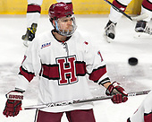 Sean Malone (Harvard - 17) - The Harvard University Crimson defeated the Air Force Academy Falcons 3-2 in the NCAA East Regional final on Saturday, March 25, 2017, at the Dunkin' Donuts Center in Providence, Rhode Island.