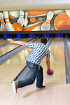 Bowling player - KUKUBARA - Bowling Center & Hotel