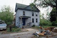 1995 April ..Conservation.Lamberts Point...Rundown Properties.Front  Exterior.1326 West 37th Street...NEG#.NRHA#..CONSERV: Lambert2 2:7