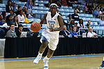 04 November 2015: North Carolina's Jamie Cherry. The University of North Carolina Tar Heels hosted the Wingate University Bulldogs at Carmichael Arena in Chapel Hill, North Carolina in a 2015-16 NCAA Women's Basketball exhibition game. UNC won the game 86-84.