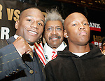 February 7, 2006 - Floyd Mayweather vs Zab Judah Presser - New York Palace, NY, NY