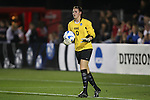 07 December 2007: USC's Kristin Olsen. The University of Southern California Trojans defeated the University of California Los Angeles Bruins 2-1 at the Aggie Soccer Stadium in College Station, Texas in a NCAA Division I Womens College Cup semifinal game.