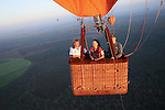 20100907 September 07 Cairns Hot Air Ballooning