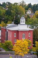 Pomeroy Hall, Fall UVM Campus