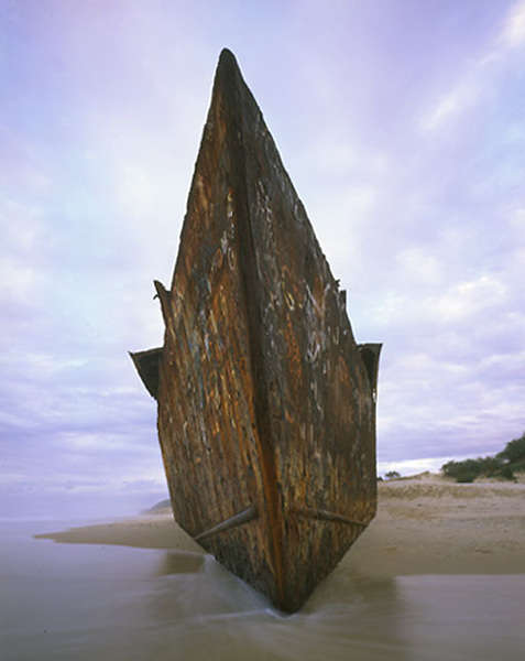 Cherry Venture Wreck<br /> 2000<br /> Sth Qld