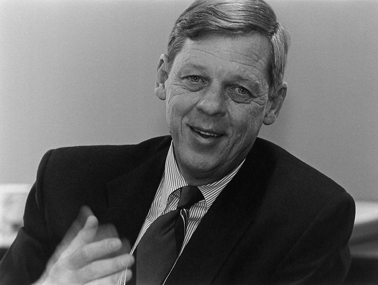 Johnny Isakson, R-Ga. February 1996 (Photo by Rebecca Roth/CQ Roll Call)
