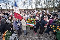 2015/04/19 Ravensbrück | 70. Jahrestag der Befreiung Frauen-KZ