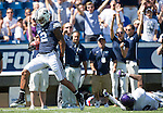 _88R4507..2012 FTB vs Weber State University..BYU - 45.Weber State - 6. .Photo by Jaren Wilkey/BYU..September 8, 2012..© BYU PHOTO 2012.All Rights Reserved.photo@byu.edu  (801)422-7322