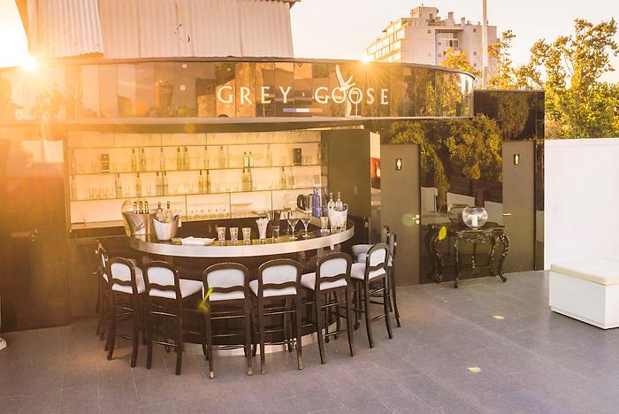 Grey Goose Rooftop Bar At Tinto Hotel Boutique Barrio
