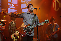 FORT LAUDERDALE, FL - NOVEMBER 15: Jay Gonzalez of Drive By Truckers performs at The Culture Room on November 15, 2016 in Fort Lauderdale, Florida. Credit: mpi04/MediaPunch