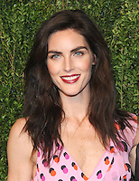 NEW YORK, NY - NOVEMBER 07:Hilary Rhoda attends 13th Annual CFDA/Vogue Fashion Fund Awards at Spring Studios on November 7, 2016 in New York City. Photo by John Palmer/ MediaPunch