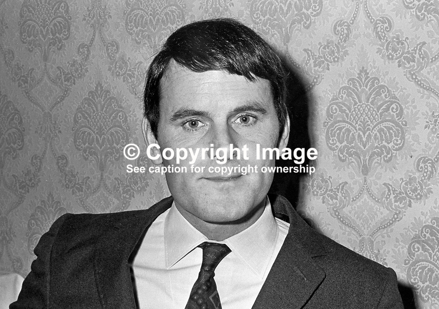 Richard Ferguson, barrister, former Ulster Unionist MP, 197210000673.<br /> <br /> Copyright Image from Victor Patterson, 54 Dorchester Park, Belfast, UK, BT9 6RJ<br /> <br /> t1: +44 28 9066 1296 (from Rep of Ireland 048 9066 1296)<br /> t2: +44 28 9002 2446 (from Rep of Ireland 048 9002 2446)<br /> m: +44 7802 353836<br /> <br /> e1: victorpatterson@me.com<br /> e2: victorpatterson@gmail.com<br /> <br /> The use of my copyright images is subject to my Terms &amp; Conditions.<br /> <br /> It is IMPORTANT that you familiarise yourself with them. They are available on my website at www.victorpatterson.com.<br /> <br /> None of my copyright images may be used on a website unless they are visibly watermarked, i.e. &copy; Victor Patterson within the body of the visible image. Metadata denoting my copyright must NOT be deleted. <br /> <br /> Web use is extra at currently recommended NUJ rates.