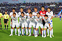 Vegalta Sendai team group line-up, SEPTEMBER 11, 2011 - Football / Soccer : Vegalta Sendai team group shot (Top row - L to R) Shingo Akamine, Cho Byung-Kuk, Naoki Sugai, Makoto Kakuda, Takuto Hayashi, Jiro Kamata, (Bottom row - L to R) Kunimitsu Sekiguchi, Shingo Tomita, Naoya Tamura, Yoshiaki Ota and Ryang Yong-Gi before the 2011 J.League Division 1 match between between Ventforet Kofu 1-2 Vegalta Sendai at Yamanashi Chuo Bank Stadium in Kofu, Japan. (Photo by AFLO)