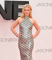 Julia Stiles at the &quot;Jason Bourne&quot; European film premiere, Odeon Leicester Square cinema, Leicester Square, London, England, UK, on Monday 11 July 2016.<br /> CAP/CAN<br /> &copy;CAN/Capital Pictures /MediaPunch ***NORTH AND SOUTH AMERICAS ONLY***