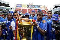 Emelec vs Liga de Quito, 20-12-2015, CEF Pilsener 2015, Final Vuelta