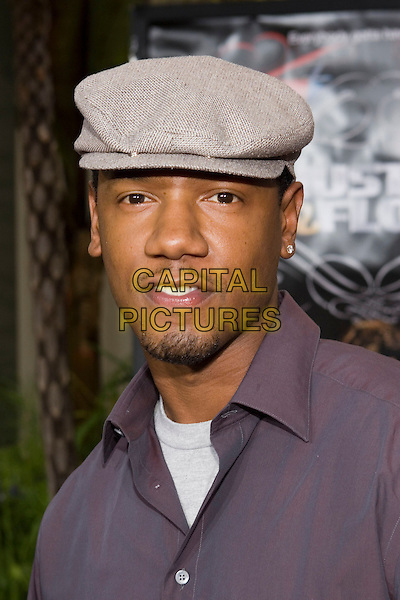 """TORY KITTLES.At the """"Hustle & Flow"""" Los Angeles Film Premiere,.held at the Arclight Cinerama Dome, .Hollywood, California, USA, 20th July 2005..portrait headshot cap hat.Ref: ADM.www.capitalpictures.com.sales@capitalpictures.com.©Zach Lipp/AdMedia/Capital Pictures."""